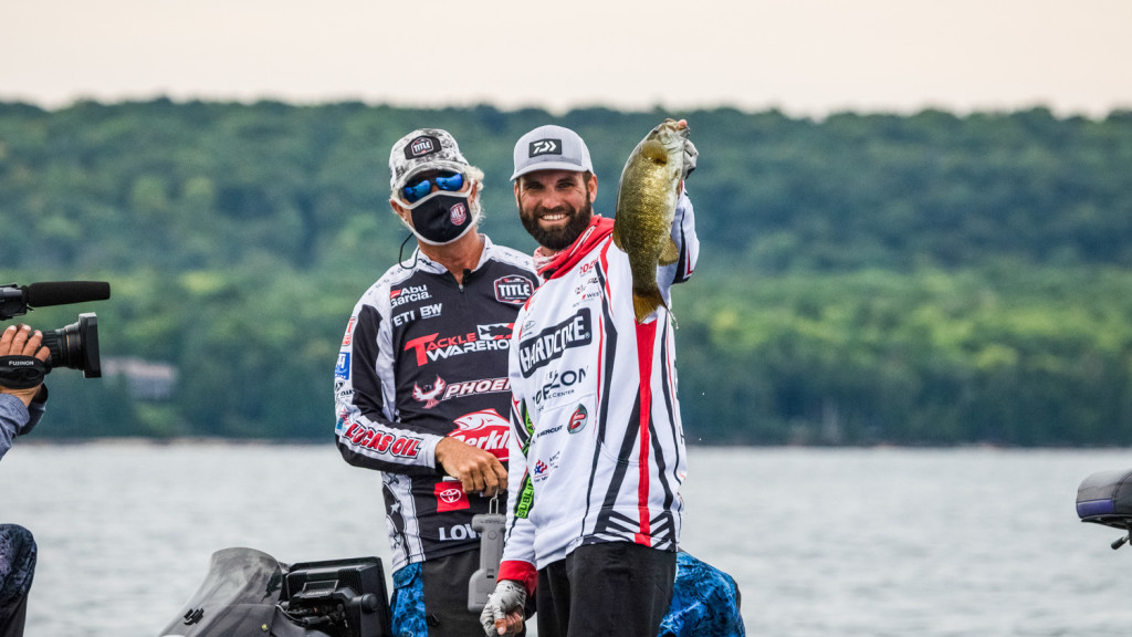 Image for Major League Fishing Tackle Warehouse Pro Circuit Angler Spencer Shuffield Appears on the WeFishASA Podcast