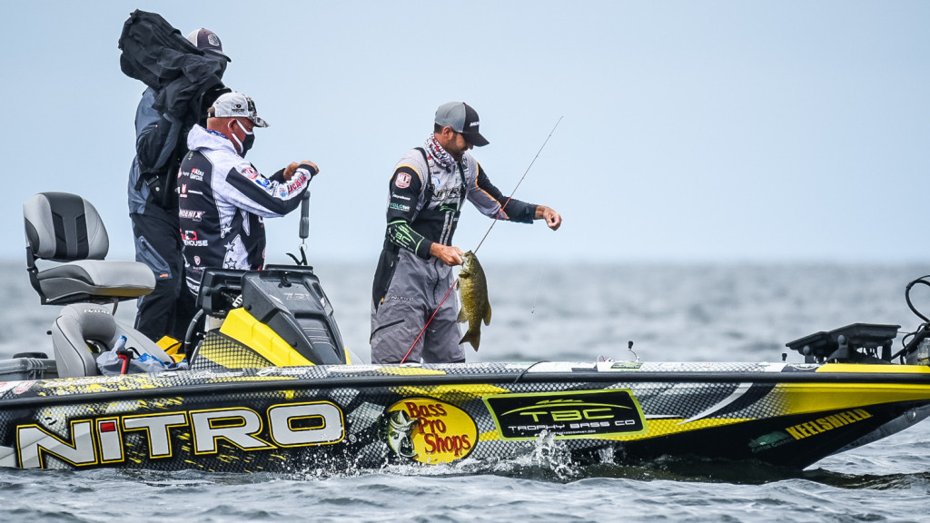 Image for Tackle HD signs on to sponsor Pro Circuit Angler Casey Scanlon