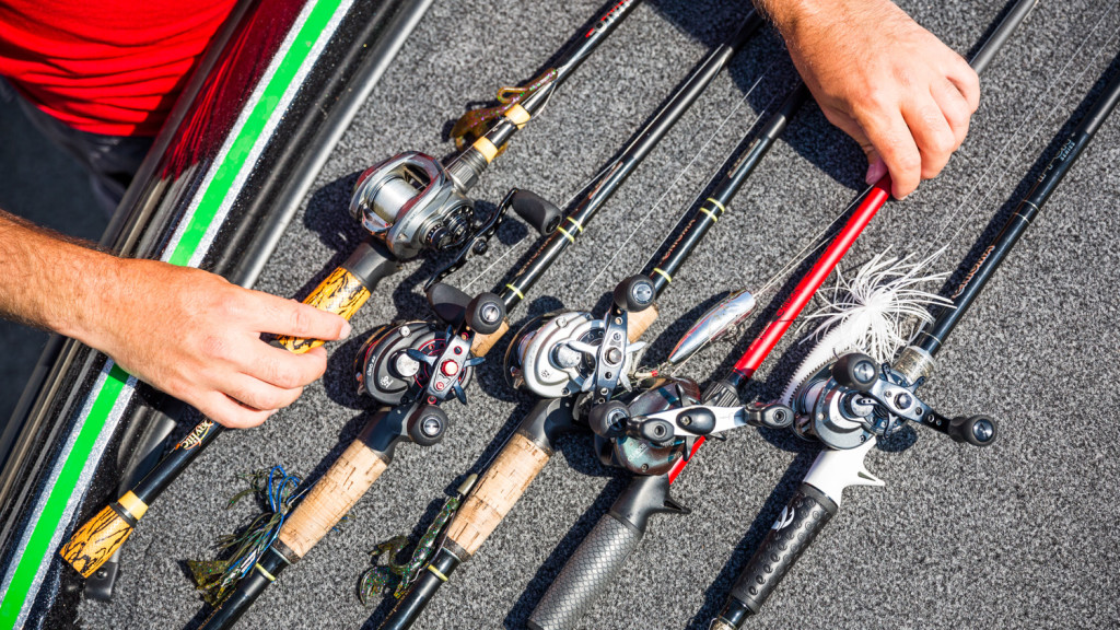 Image for Top 10 Baits from Fort Gibson