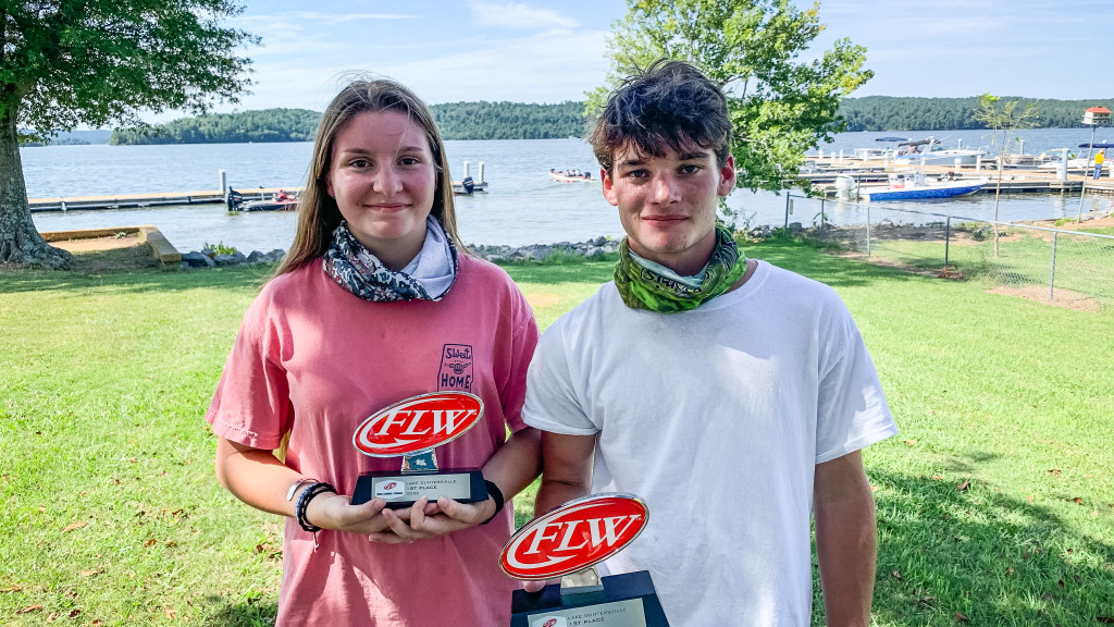 Image for Red Hill High School Wins FLW High School Fishing presented by Favorite Fishing Lake Guntersville Open