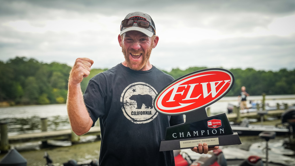 Image for Maupin Takes Potomac Title