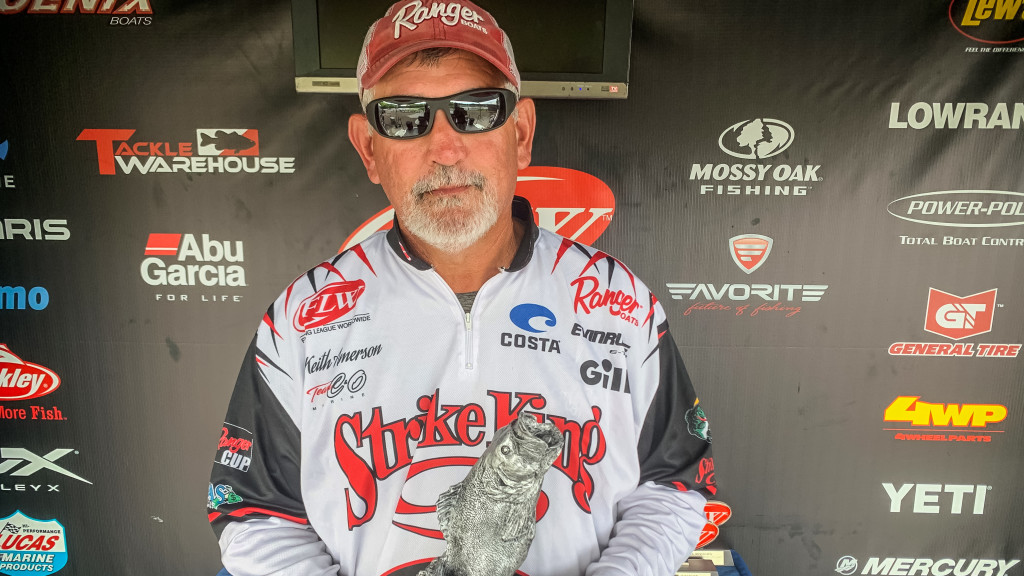 Image for Bethel Springs' Amerson Wins Two-Day Phoenix Bass Fishing League event on Kentucky/Barkley Lakes