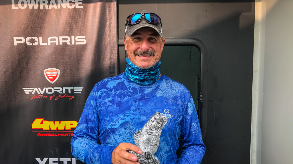 Image for Hallsville's Wallis Wins Phoenix Bass Fishing League Tournament on Lake Truman