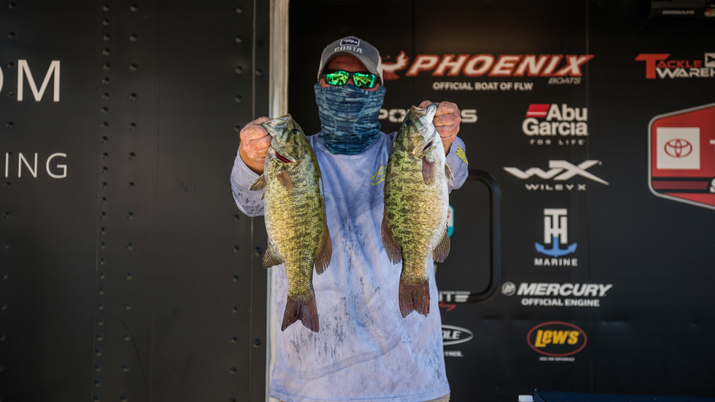 Image for Grubb Wins Co-Angler Side at the Detroit River