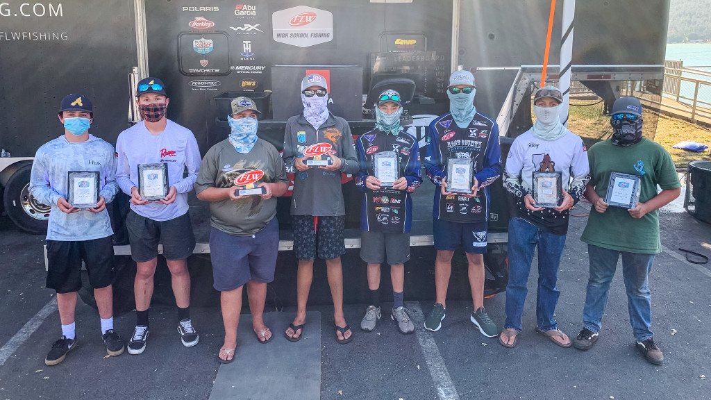 Image for Lake County High School Fishing Club Wins High School Fishing presented by Favorite Fishing Clear Lake Open