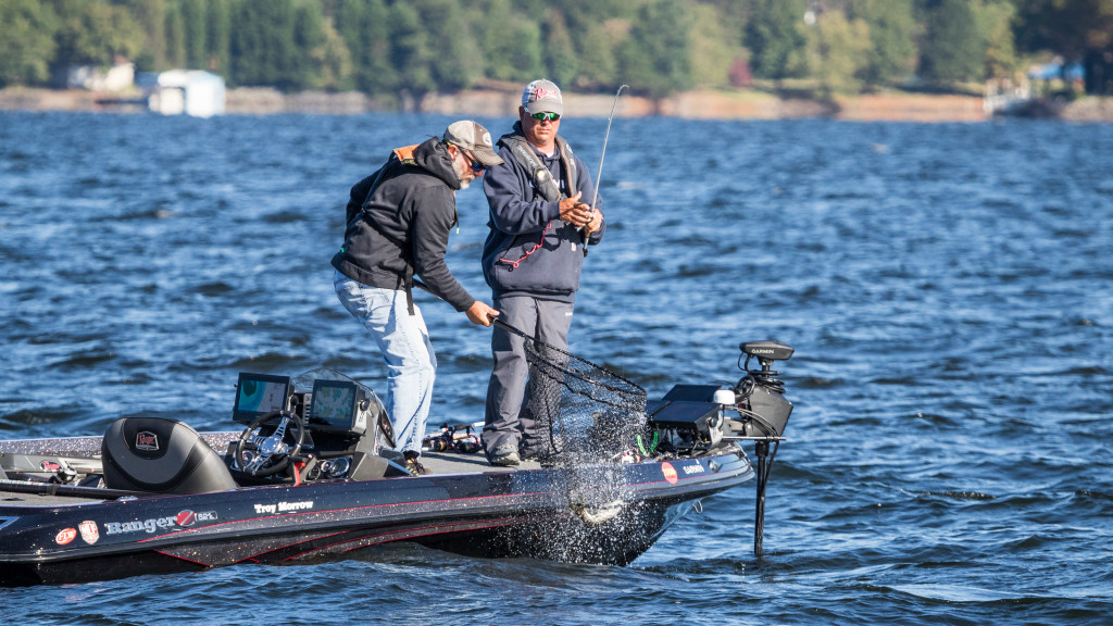 Image for Lake Norman Midday Update – Day 2