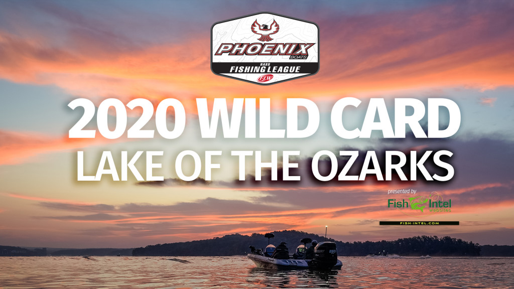 Image for FLW Announces Lake of the Ozarks as Venue for 2020 Phoenix Bass Fishing League Wild Card Tournament