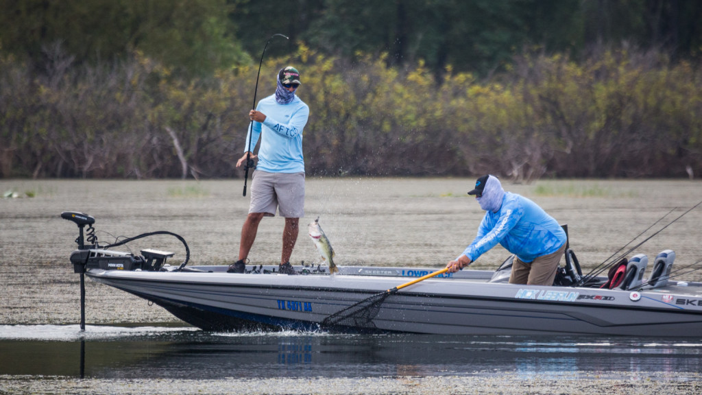 Image for Sam Rayburn Midday Update – Day 1
