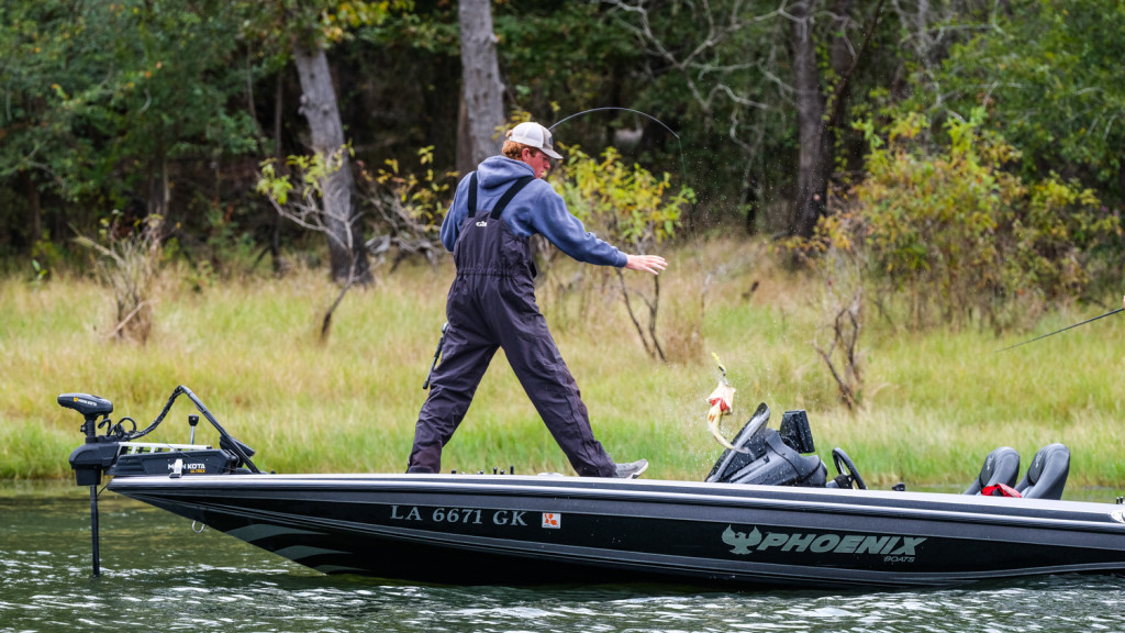 Image for Sam Rayburn Midday Update – Day 2