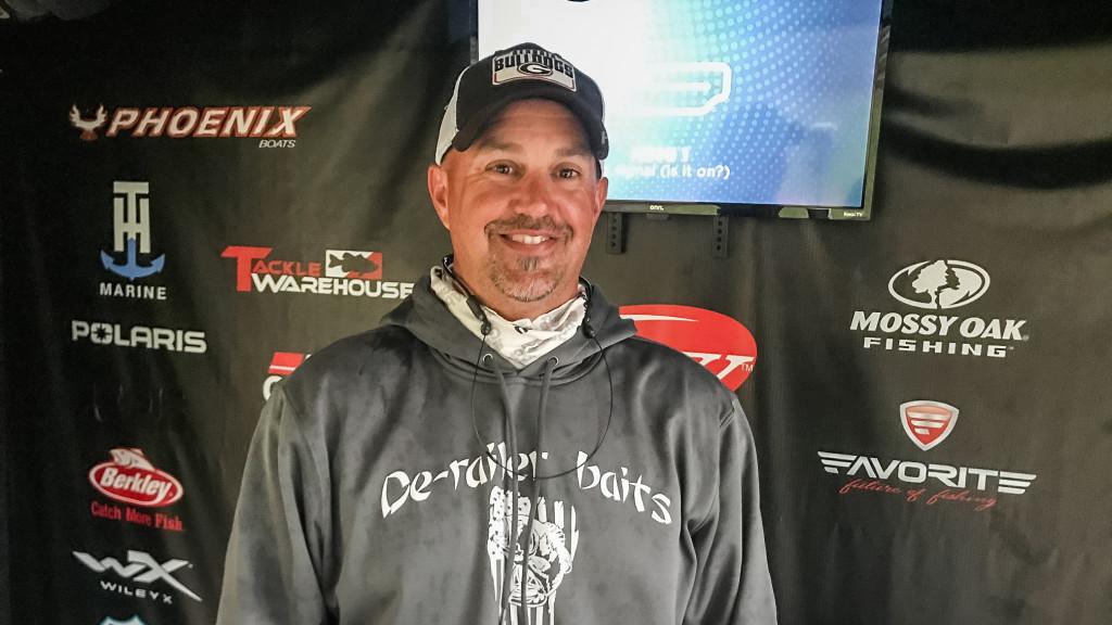 Image for Georgia's Nelson Wins Phoenix Bass Fishing League Regional Championship on Lake Lanier