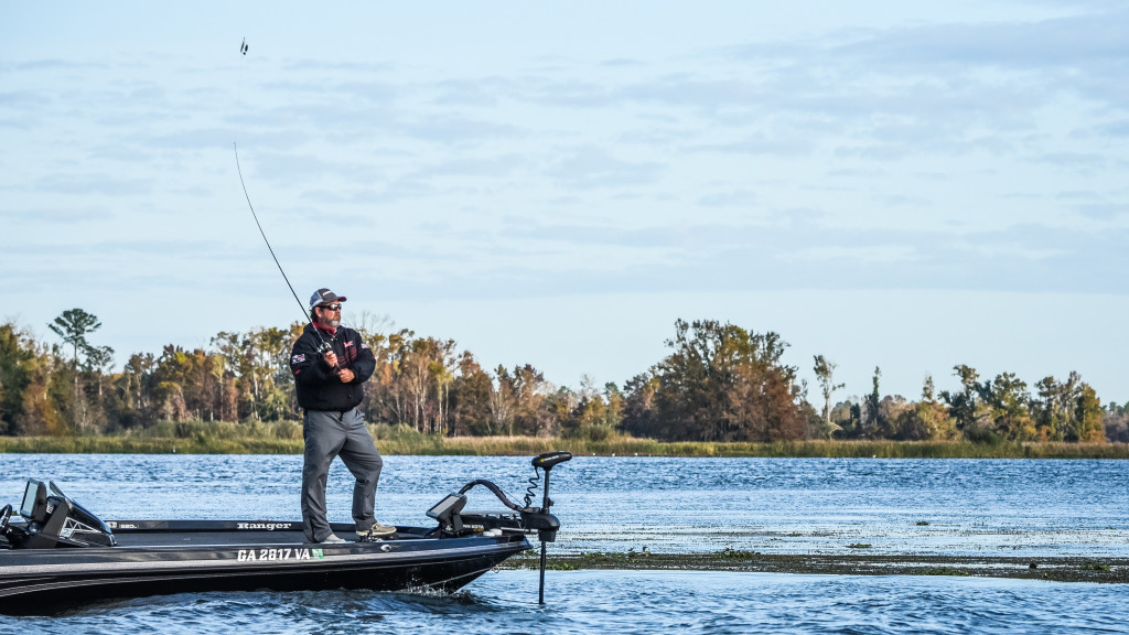 Image for Lake Seminole Midday Update – Day 1