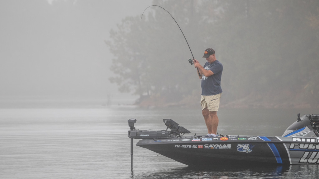 Image for Lake Hartwell Top 5 Patterns – Day 1