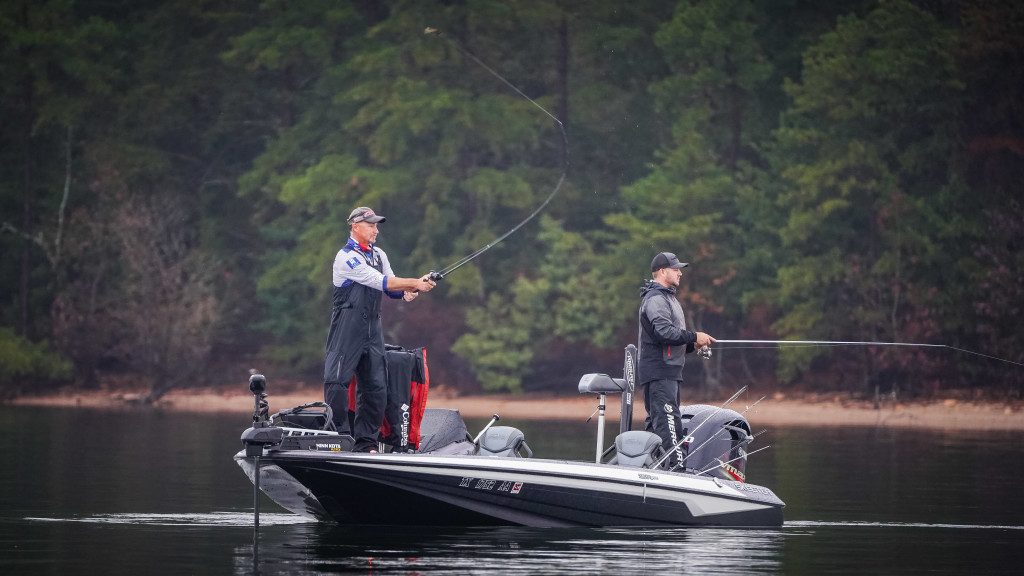 Image for Lake Hartwell Top 5 Patterns – Day 2
