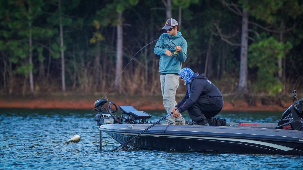 Image for Top 10 Patterns from Lake Hartwell