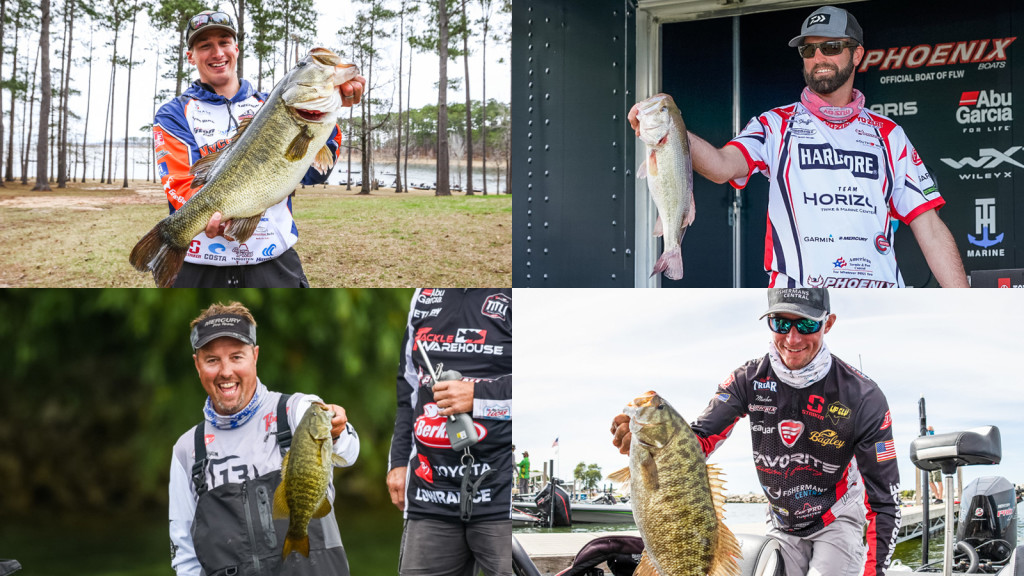 Image for Who's Ready to Fish the Bass Pro Tour?