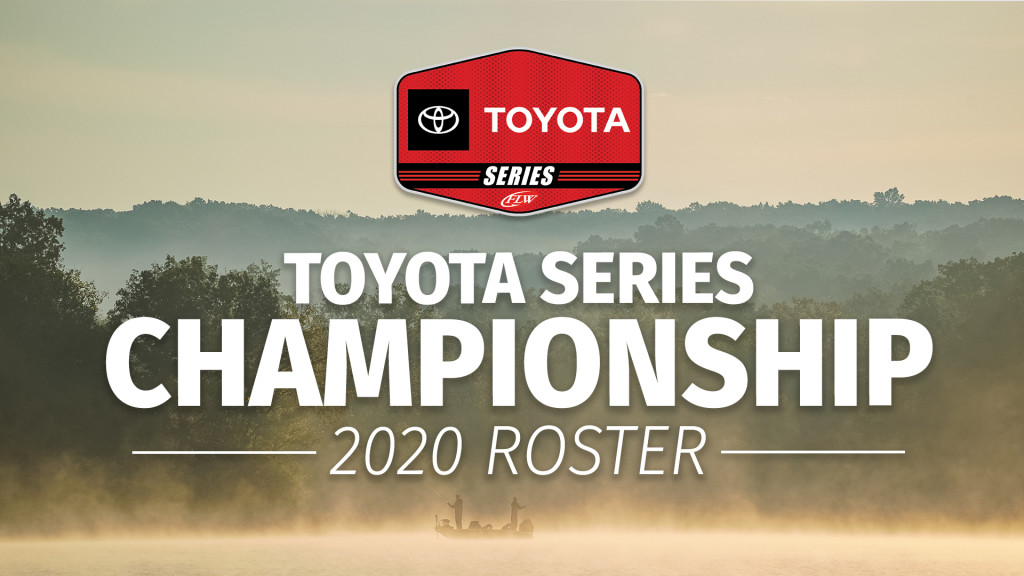Image for 2020 Toyota Series Championship Roster